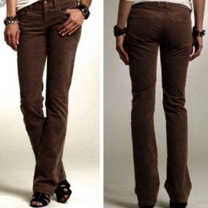 NWT J. Crew Favorite Fit Corduroy Brown Pants 8R